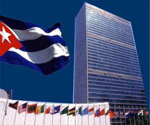 Cuba en la Asamblea General de Naciones Unidas