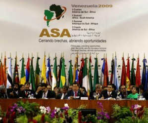 II Cumbre América del Sur - África