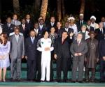Cumbre de la ASA, Foto Presidentes