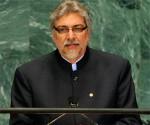 Fernando Lugo, Presidente de Paraguay en la ONU
