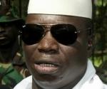 GAMBIA Presidente JAMMEH
