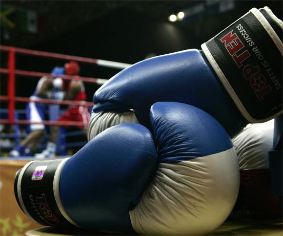 En Cuba equipo ruso de boxeo