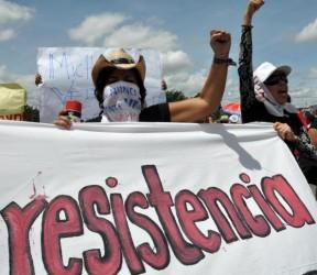Tenso clima en capital de Honduras tras represión militar