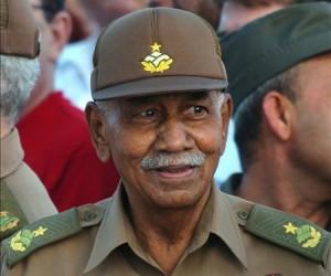 Preparan en Cuba inhumación de comandante de la Revolución Almeida