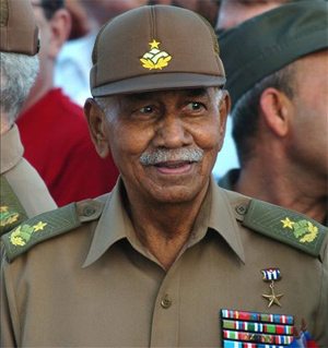 Juan Almeida Bosque, Comandante de la Revolución Cubana