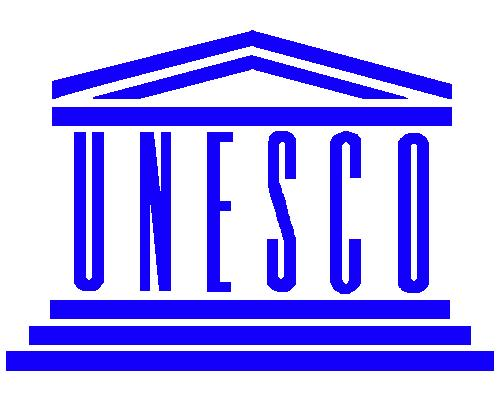 Departe Esteban Lazo con directivo de la UNESCO