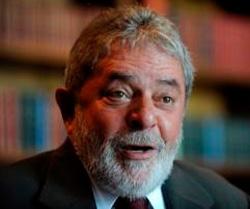 Luiz Inacio Lula da Silva, Presidente de Brasil