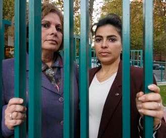 Canciller español recibe a esposas de antiterroristas cubanos presos