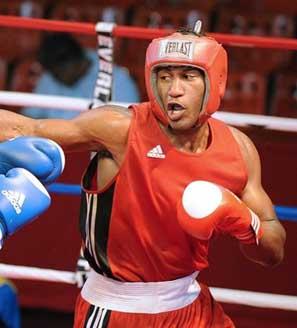 Mundial de Boxeo: cuatro cubanos a semifinales