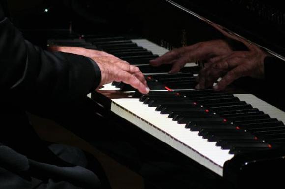 Concierto de José María Vitier por día de la cultura cubana en Caracas