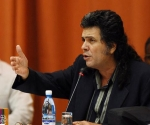 Abel Prieto, ministro de Cultura de Cuba. (Foto: AFP)