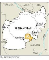 Afganistán Infografía