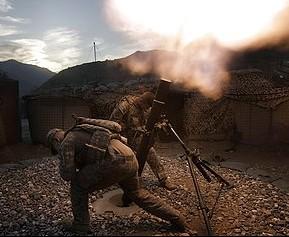Encuesta: El 58% de los estadounidenses se opone a la guerra en Afganistán