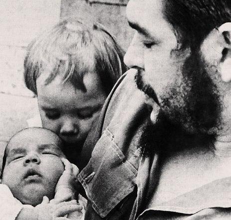 El Che y sus hijos