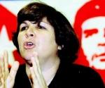 Aleida Guevara, hija del Che