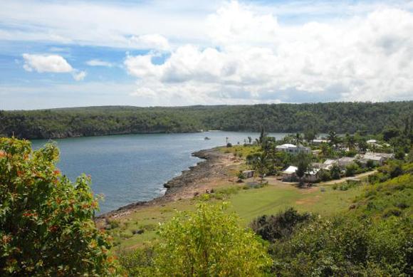 Boca de Samá, fue atacado por la CIA y Alpha66 en 1971