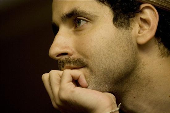 """Eduardo Cabra, también conocido como """"Visitante"""" de Calle 13 (Foto:EFE)"""
