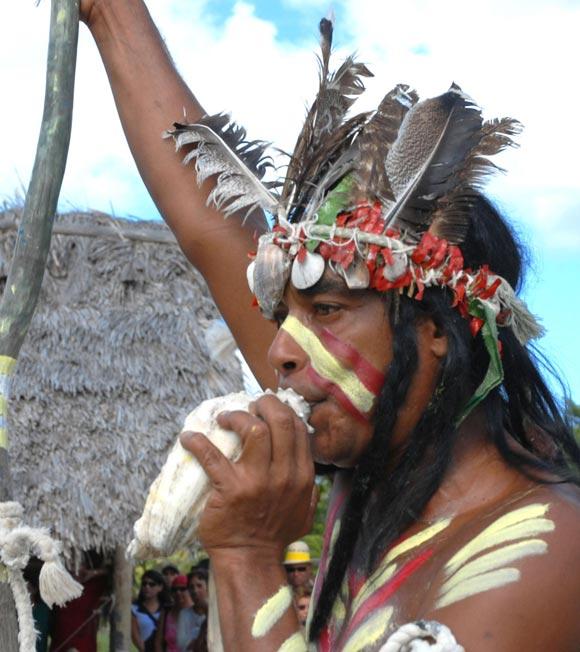 Rememoran en Cayo Bariay llegada Colón a Cuba