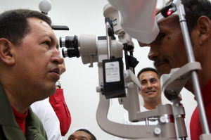 ¿Por qué chillan contra Chávez?