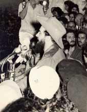 Camilo Cienfuegos el 26 de octubre de 1959 (Foto Bohemia)