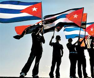 Cinco Banderas Cubanas
