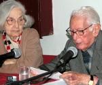 Fina García Marruz y Cintio Vitier