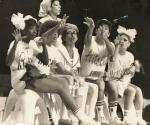 Jorge Guerra y el Conjunto Nacional de Espectáculos durante una actuación