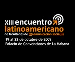 Encuentro de FELAFACS en La Habana, 2009