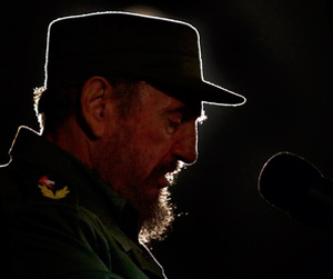 Fidel Castro, foto de Alex Castro, 2009