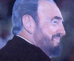 Fidel Castro, dibujo de Antonio Guerrero