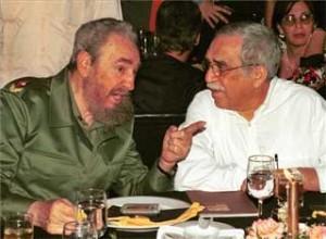 Biógrafo dice Gabo y Castro son latinoamericanos más importantes del siglo XX