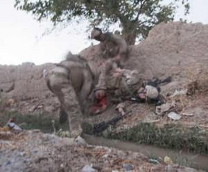 Foto de Soldado Muerto