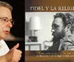 """Frei Betto en la presentación de su libro """"Fidel y la Religión"""". (Foto de Archivo)"""