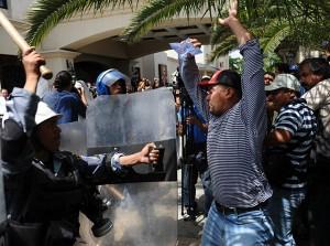 Honduras Golpe de Estado Foto: AFP