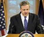 Ian Kelly, portavoz del Departamento de Estado.
