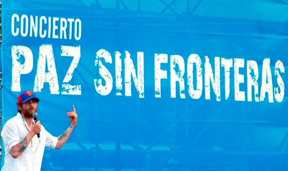 Jovanotti, Concierto Paz sin Fronteras (Foto: KALOIAN)