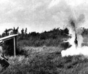 Lanzamiento del Cohete Postal 1939