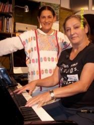 Liliana Felipe y Jesusa Rodriguez