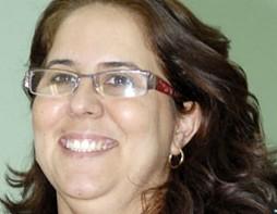 Liudmila Alamo, primera secretaria de la UJC