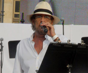 Luis Eduardo Aute, Concierto Paz sin Fronteras