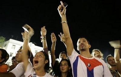 Manu Chao recuerda al Che en la Universidad de La Habana ...