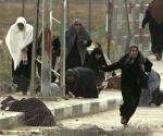 matanza en Gaza