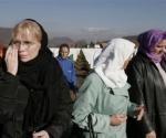 Mia Farrow en Gaza