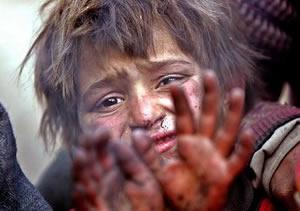 Más de mil millones de personas padecen hambre
