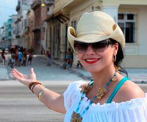 Olga Tañon en La Habana