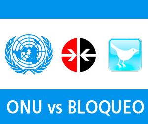 Twitter de Cubadebate sigue en vivo votación en ONU contra el bloqueo