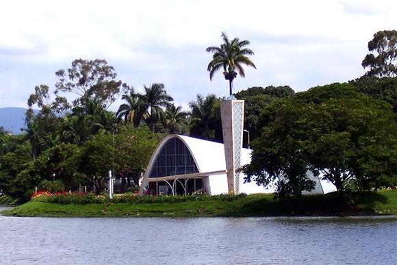Iglesia de la Pampulha (Belo Horizonte)