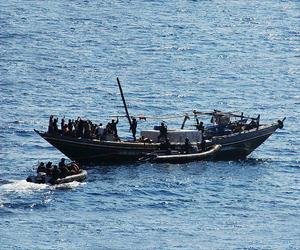 Piratas de Somalies
