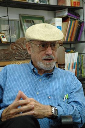 Roberto Fernández Retamar (Foto: La Jiriblla)