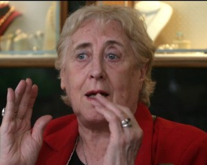 Stella Calloni. Foto: Cubadebate